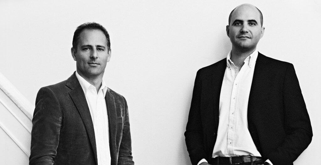Aymeric Wuidart et David Lopez Bonet - Compoz parfum founders