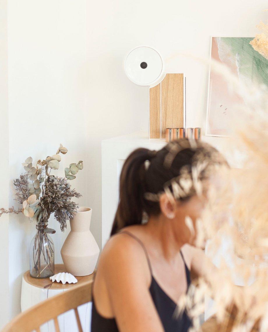 Compoz Compositeur Blanc bois bien etre relaxation