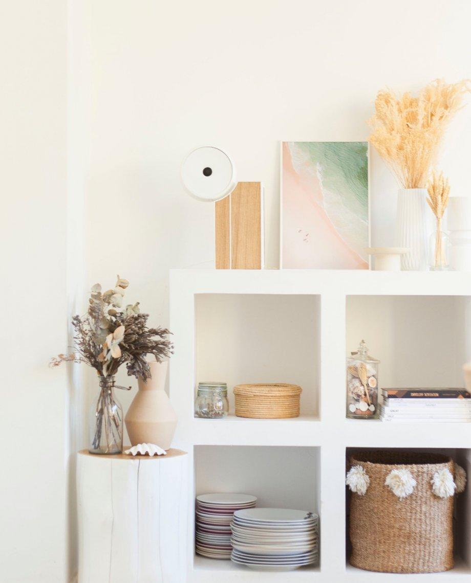 Compoz Compositeur Blanc bois chene decoration lifestyle