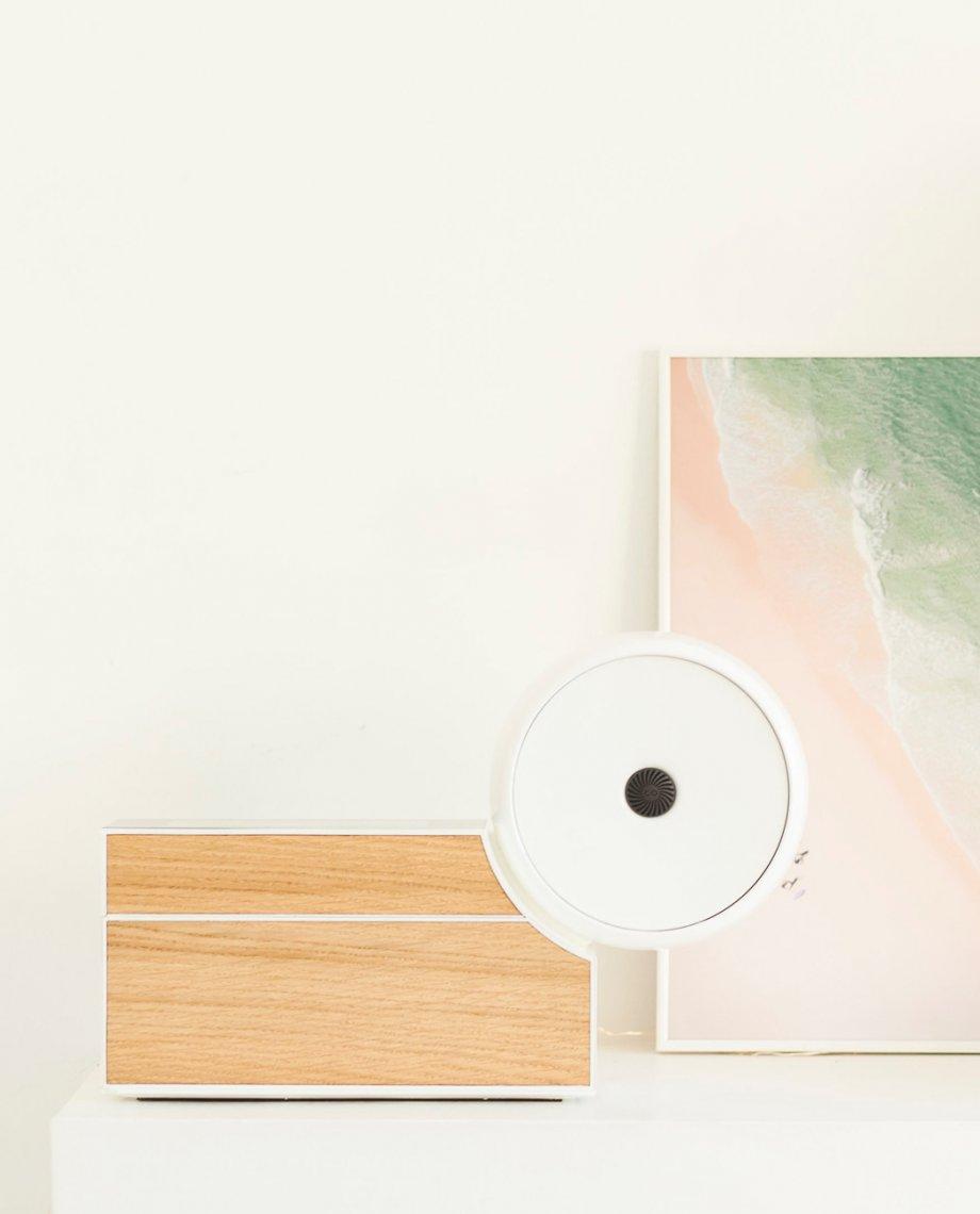 Compoz Compositeur Blanc bois decoration interieur parfum nature