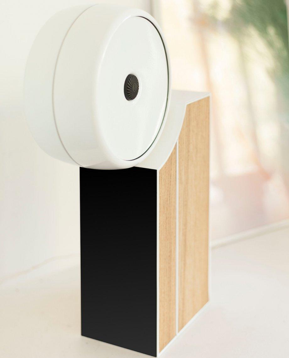 Compoz Compositeur Blanc bois parfum interieur ambiance nature