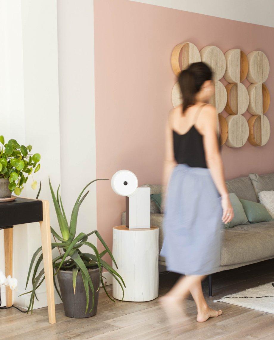 Compoz Compositeur blanc laque parfum ambiance sur mesure diffusion saine respect air interieur aromatherapie bien-être