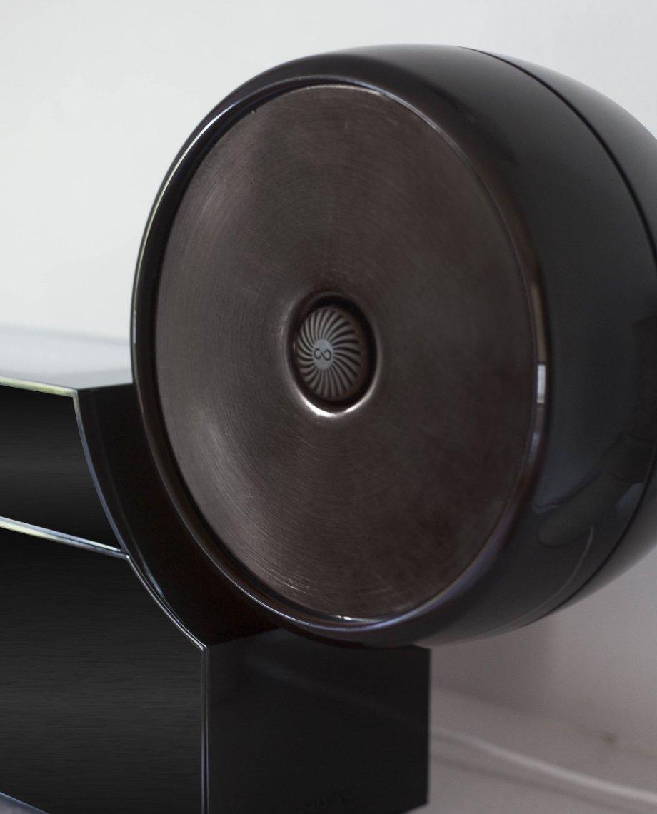 Compoz Compositeur noir laque finition design itgift qualite premium luxe diffuseur parfum futur