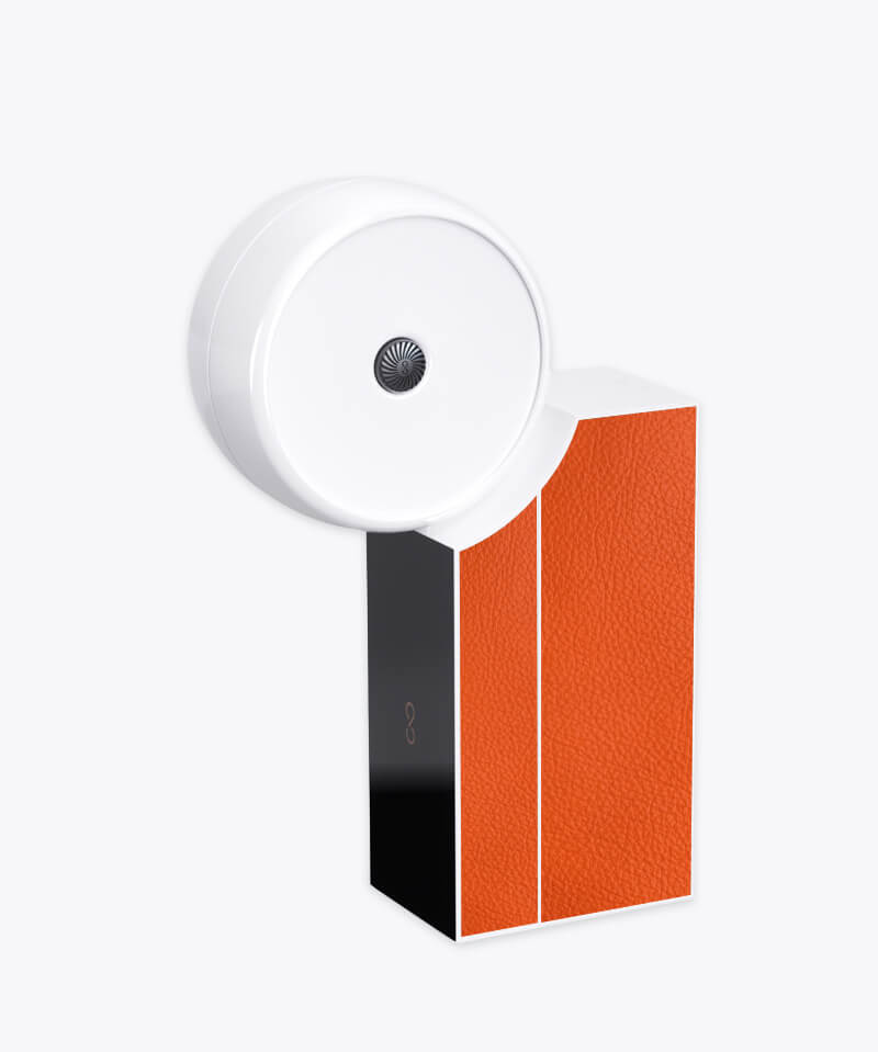 Compoz Parfum Compositeur cuir orange parfumerie personnalisé personnalisation créer sur-mesure
