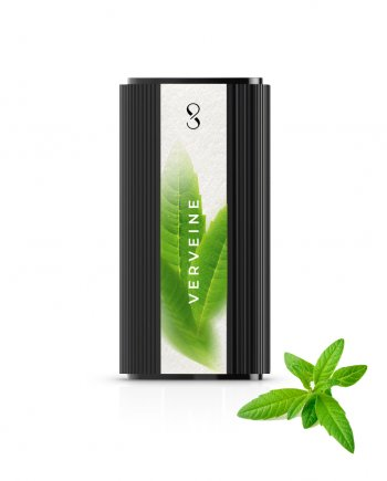 Verveine pod of natural essential oil to use with Le Compositeur by Compoz